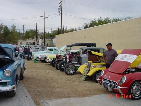 California Route Museum Classic Car Show And Birthday Party - Route 66 classic car show